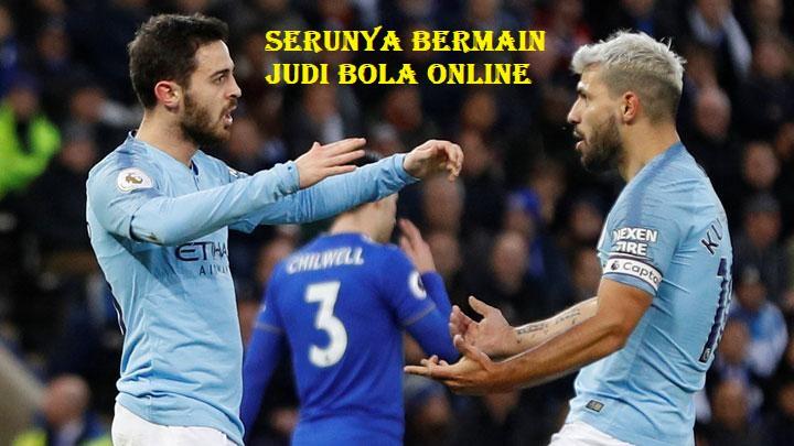 Serunya Bermain Judi Bola Online